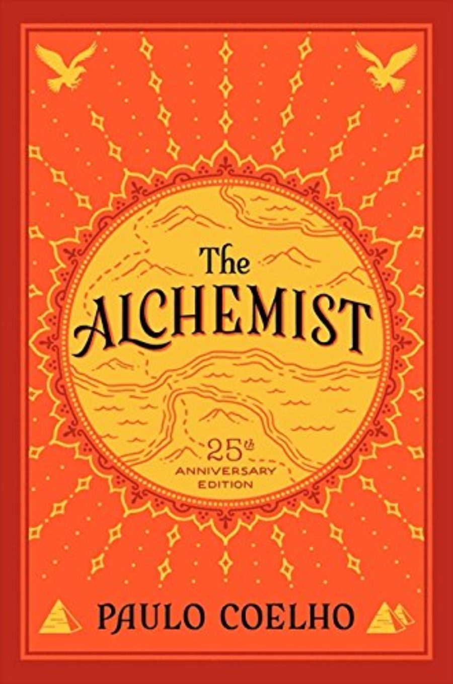 Cover of The Alchemist: 25th Anniversary Edition