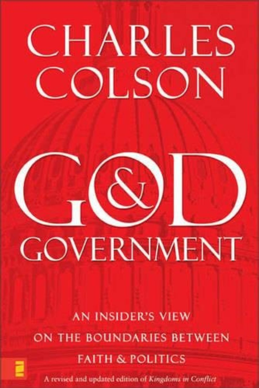 Cover of God & Government