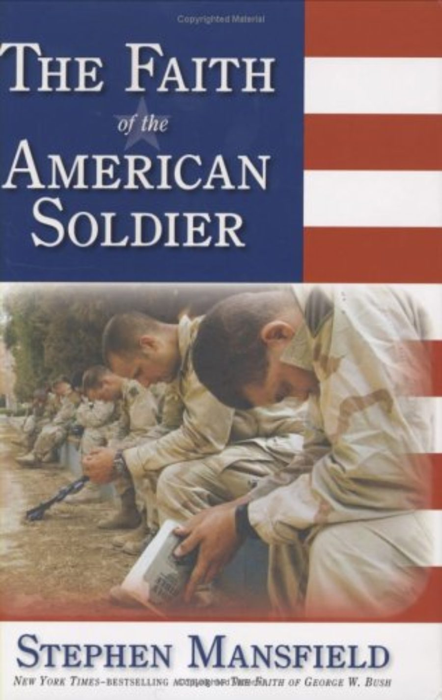 Cover of The Faith of the American Soldier