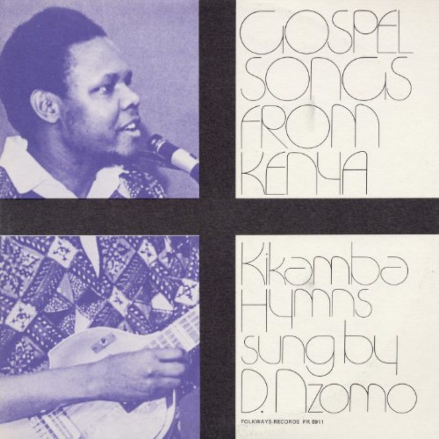 Cover of Gospel Songs from Kenya: Kikamba Hymns