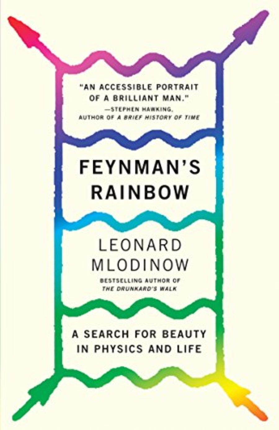Cover of Feynman's Rainbow: A Search for Beauty in Physics and in Life
