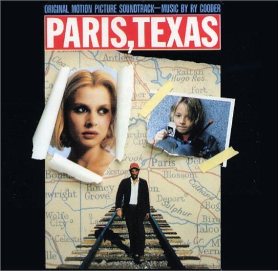 Cover of Paris, Texas: Original Motion Picture Soundtrack
