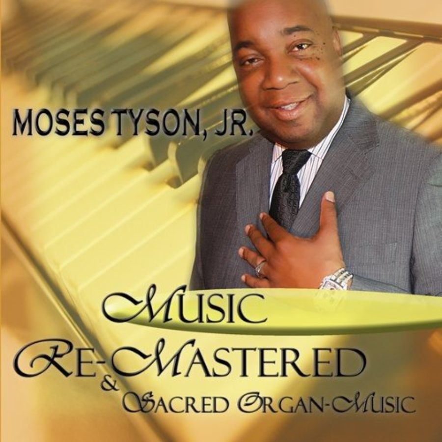 Cover of Music Re-Mastered & Sacred Organ Music