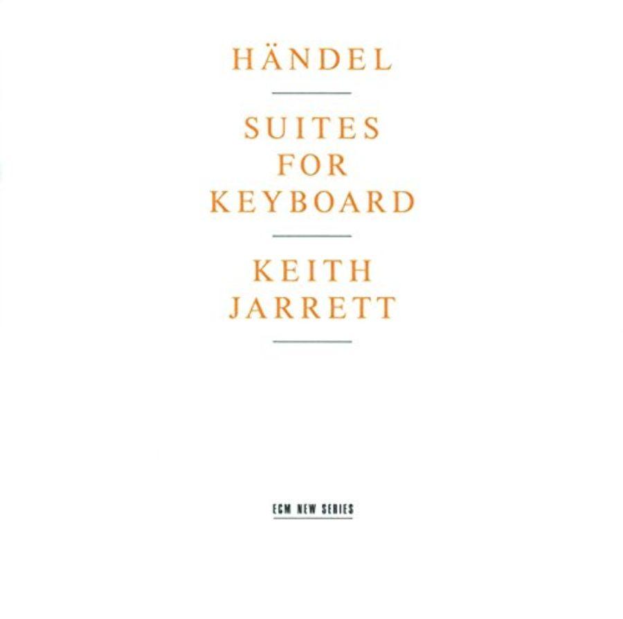 Cover of Händel: Suites for Keyboard