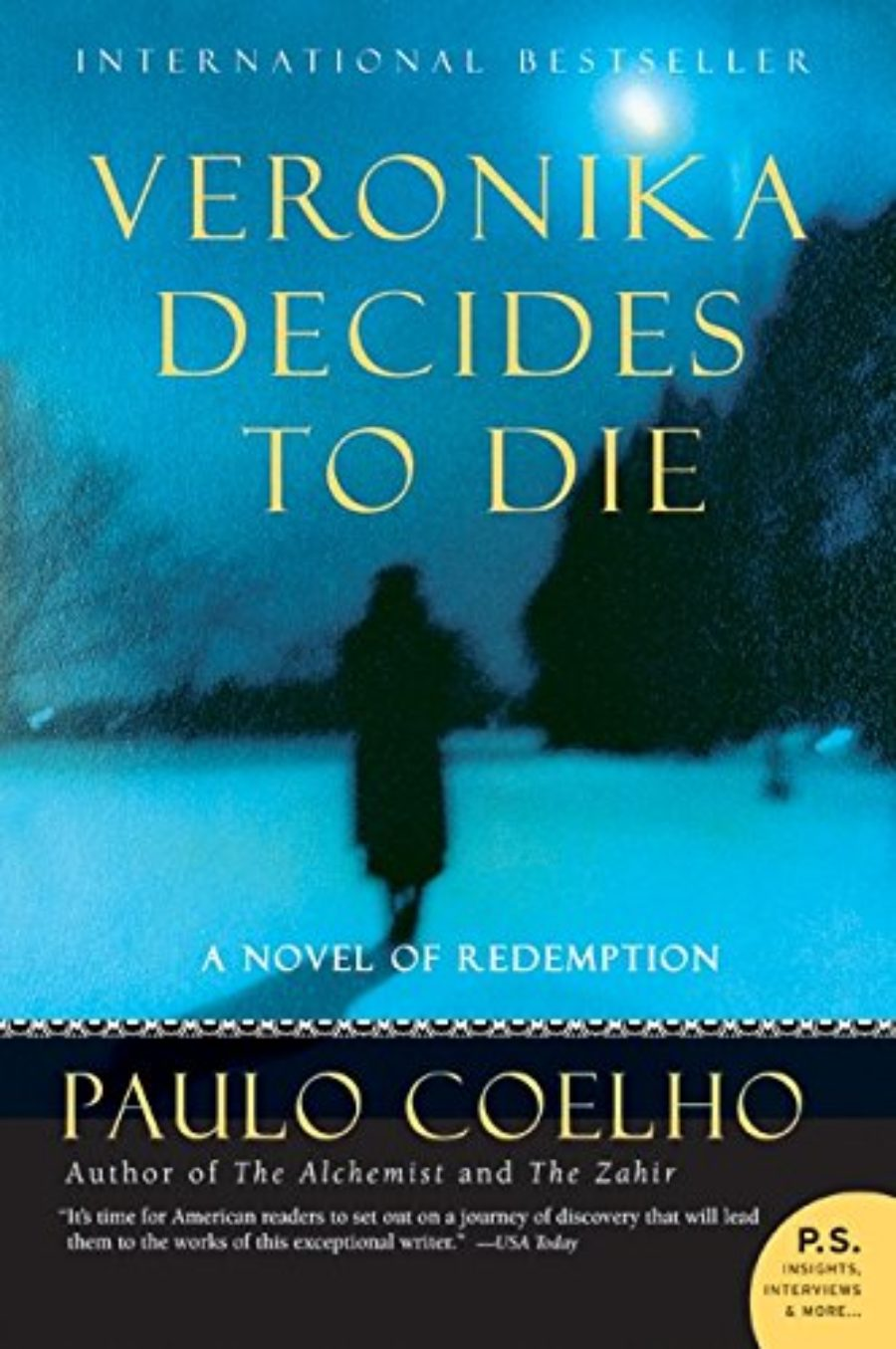Cover of Veronika Decides to Die: A Novel of Redemption