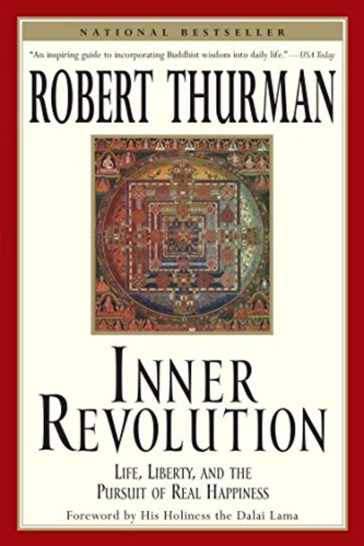 Cover of Inner Revolution