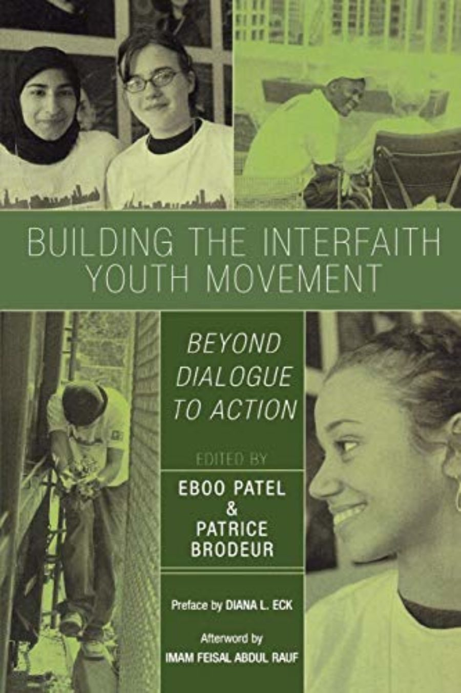 Cover of Building the Interfaith Youth Movement: Beyond Dialogue to Action