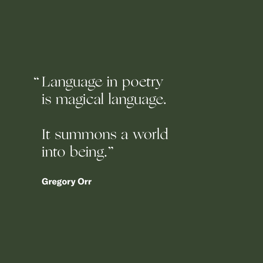 Lets Stop Talking About 30 Million Word >> Gregory Orr Shaping Grief With Language The On Being Project