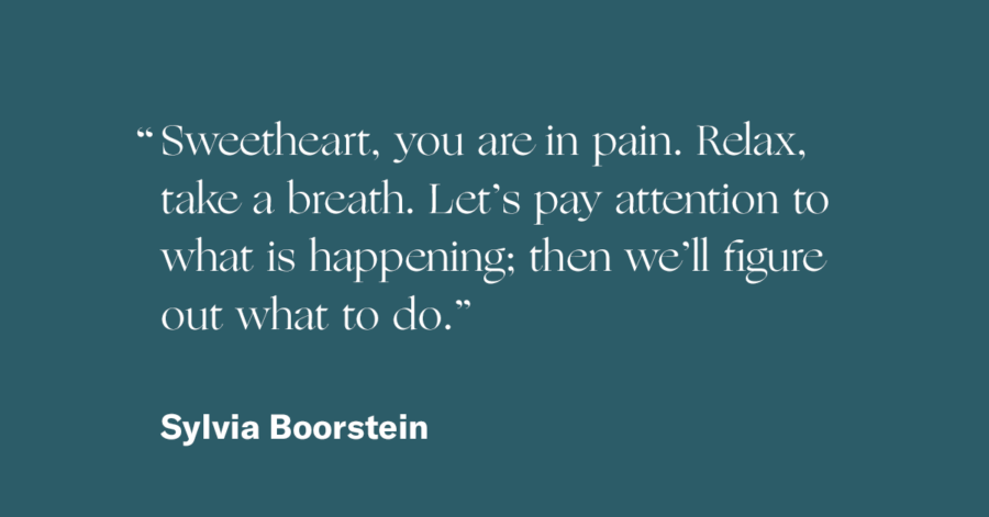 Sylvia Boorstein — What We Nurture - The On Being Project