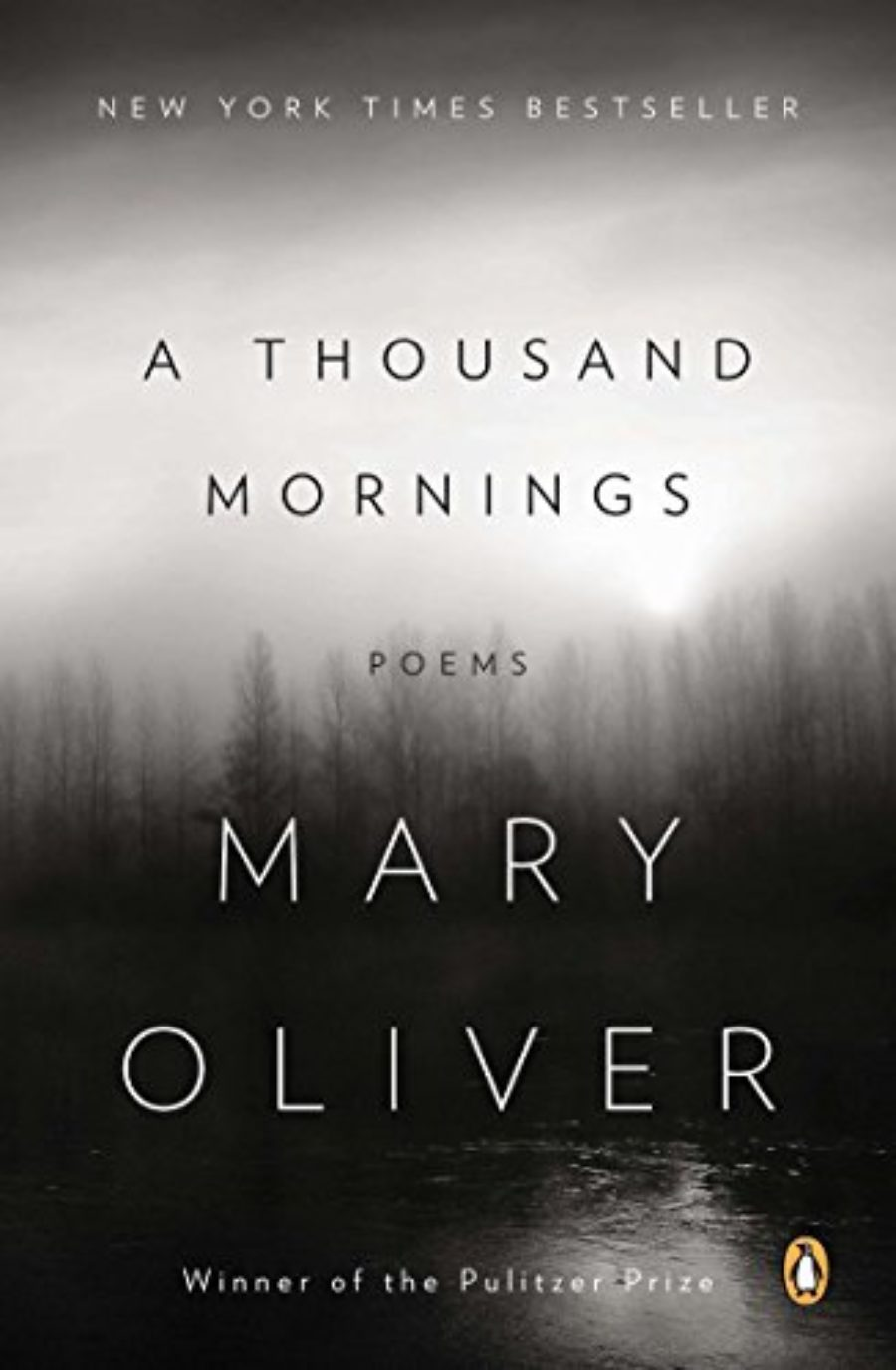 Cover of A Thousand Mornings: Poems