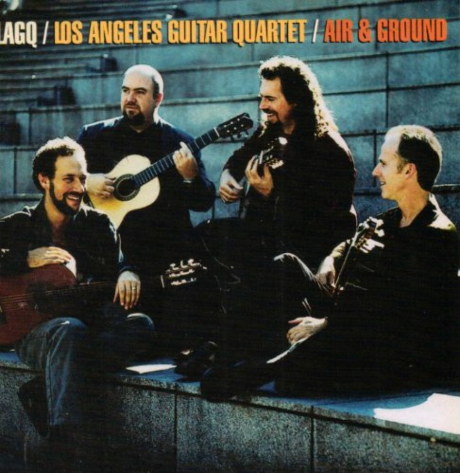 Cover of Air & Ground