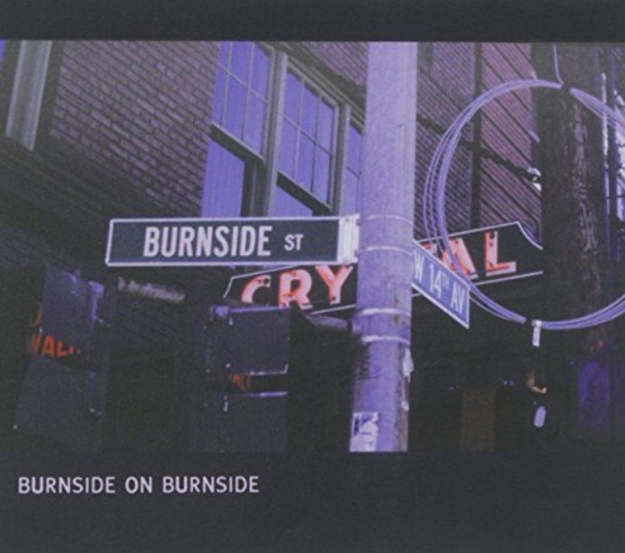Cover of Burnside On Burnside