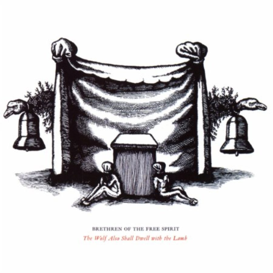 Cover of The Wolf Also Shall Dwell with the Lamb