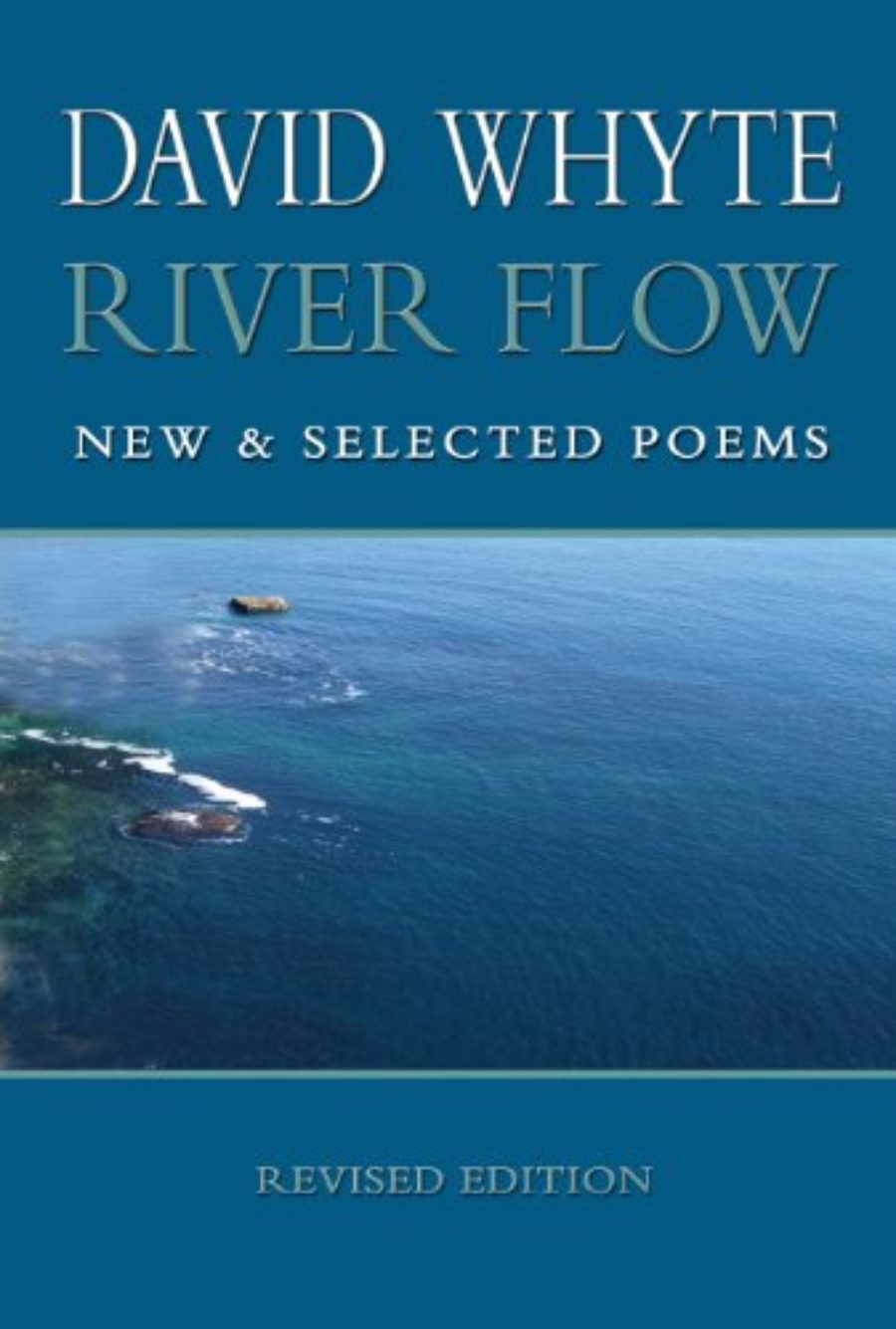 Cover of River Flow: New & Selected Poems (Revised Paperback)