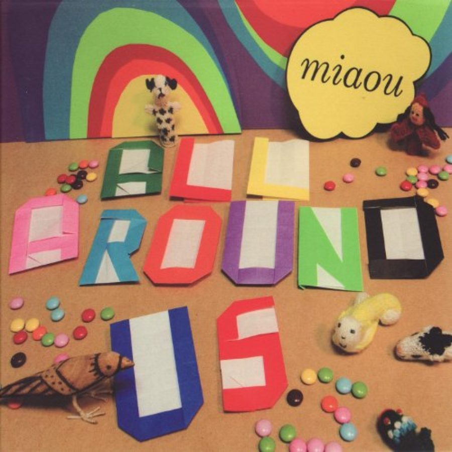 Cover of All Around Us