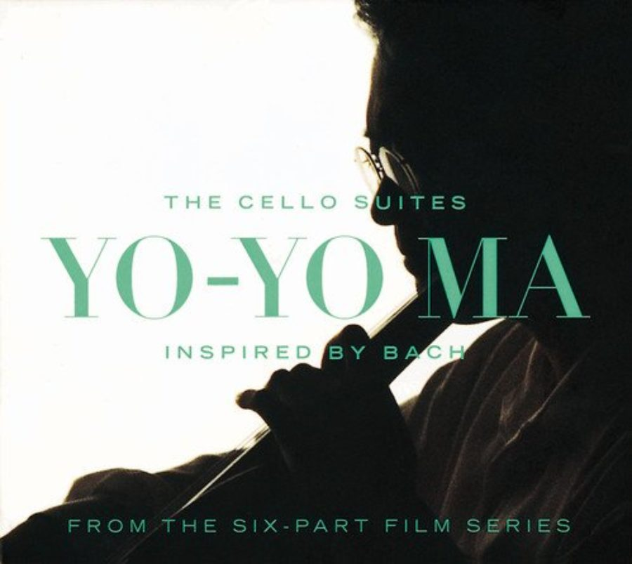Cover of The Cello Suites: Inspired by Bach