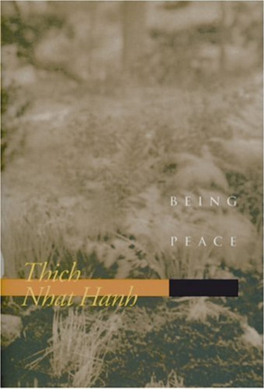 Cover of Being Peace