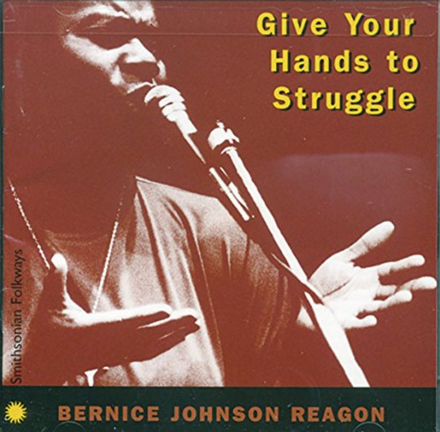 Cover of Give Your Hands to Struggle