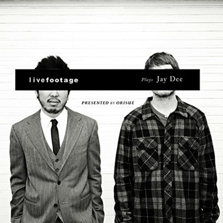 Cover of Live Footage Plays Jay Dee