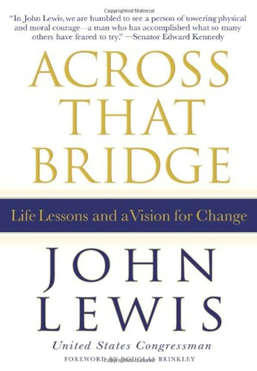 Cover of Across That Bridge: A Vision for Change and the Future of America
