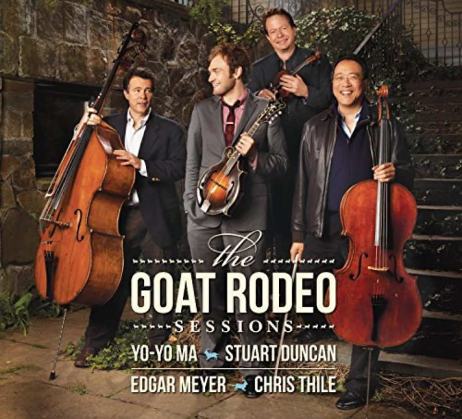 Cover of The Goat Rodeo Sessions