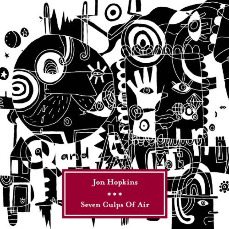 Cover of Seven Gulps Of Air