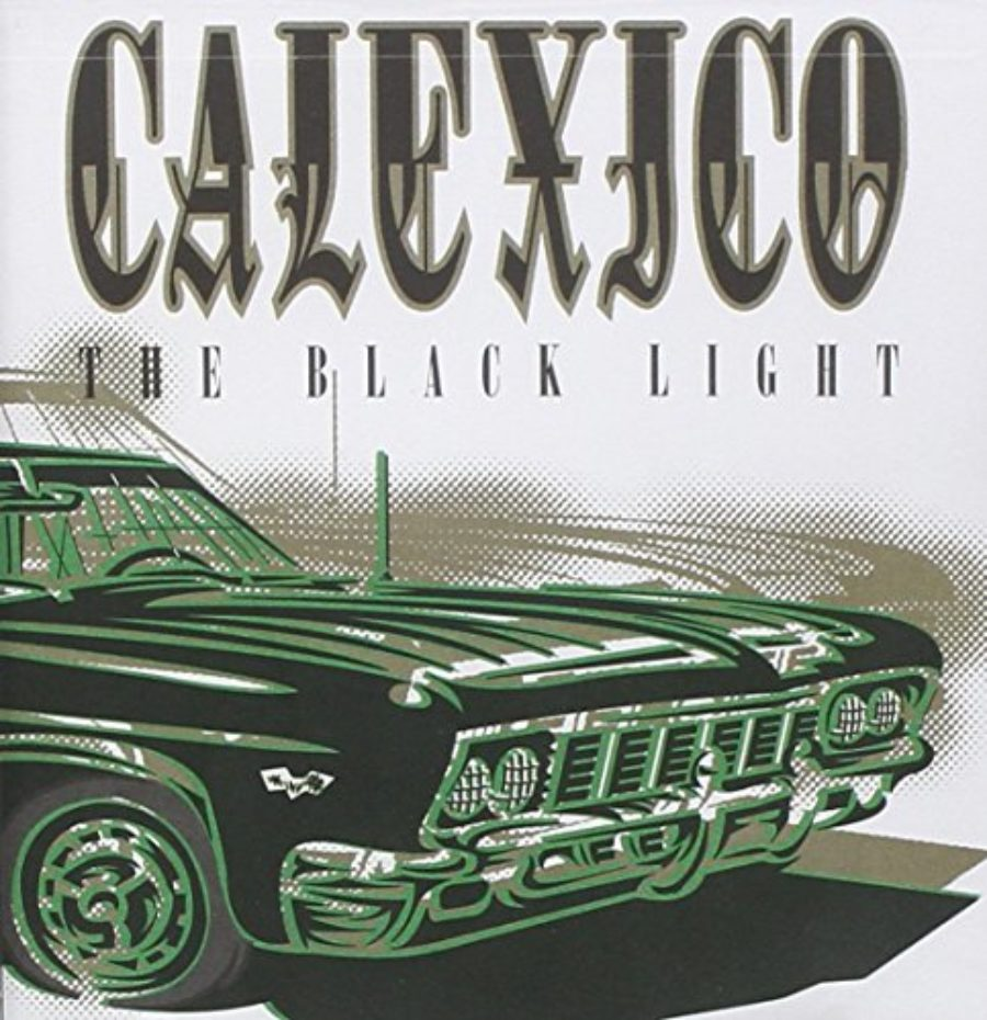 Cover of The Black Light