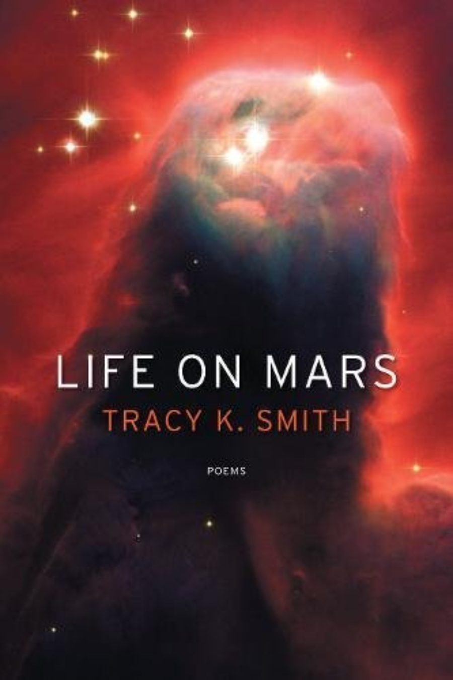 Cover of Life on Mars: Poems