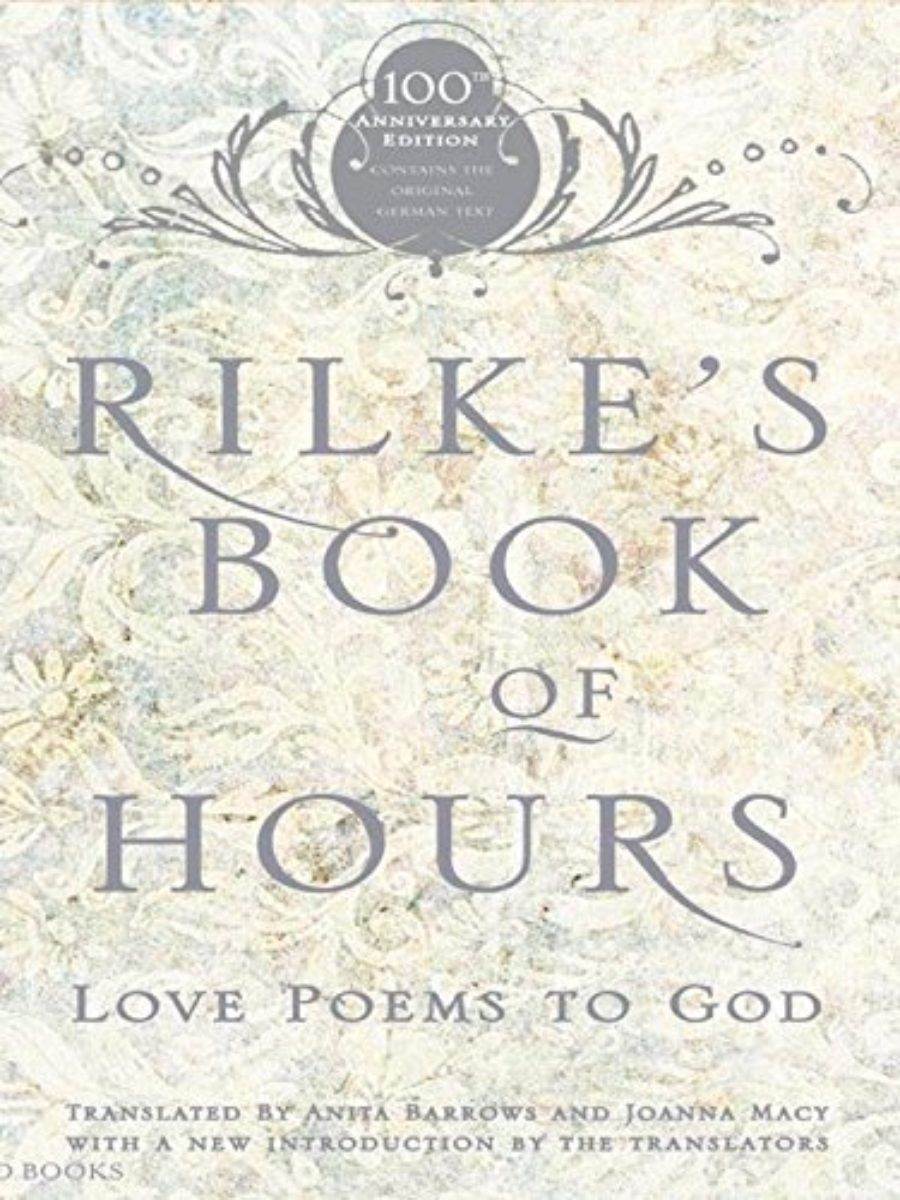 Cover of Rilke's Book of Hours: Love Poems to God