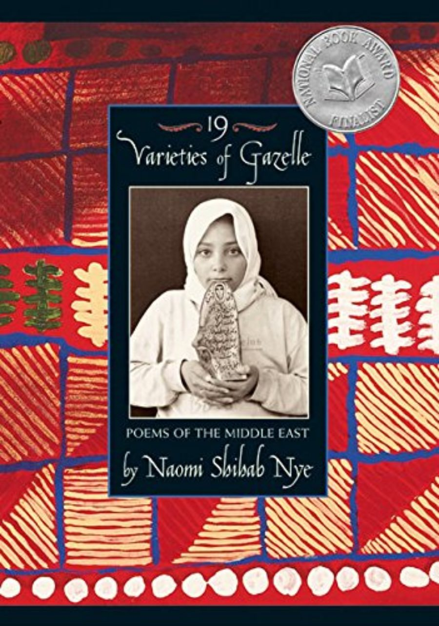 Cover of 19 Varieties of Gazelle: Poems of the Middle East