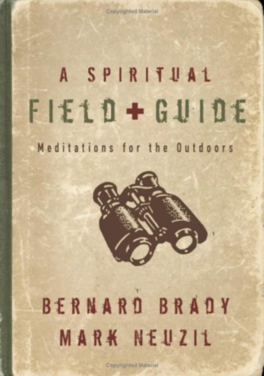 Cover of Spiritual Field Guide, A: Meditations for the Outdoors