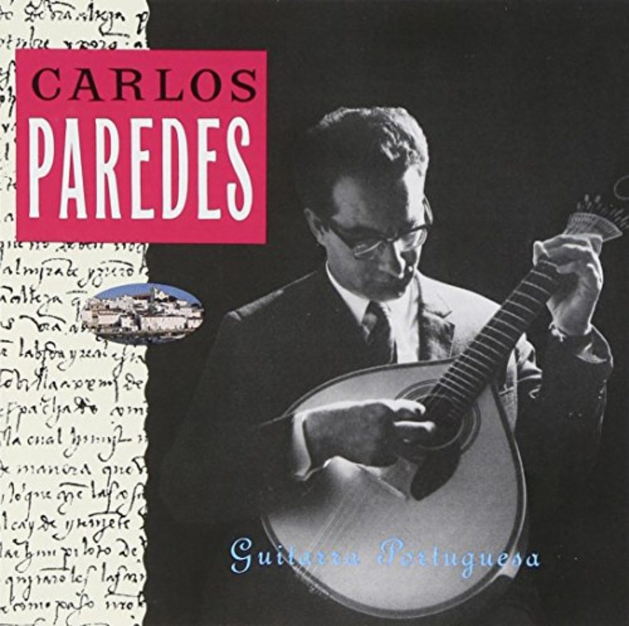 Cover of Guitarra Portuguesa