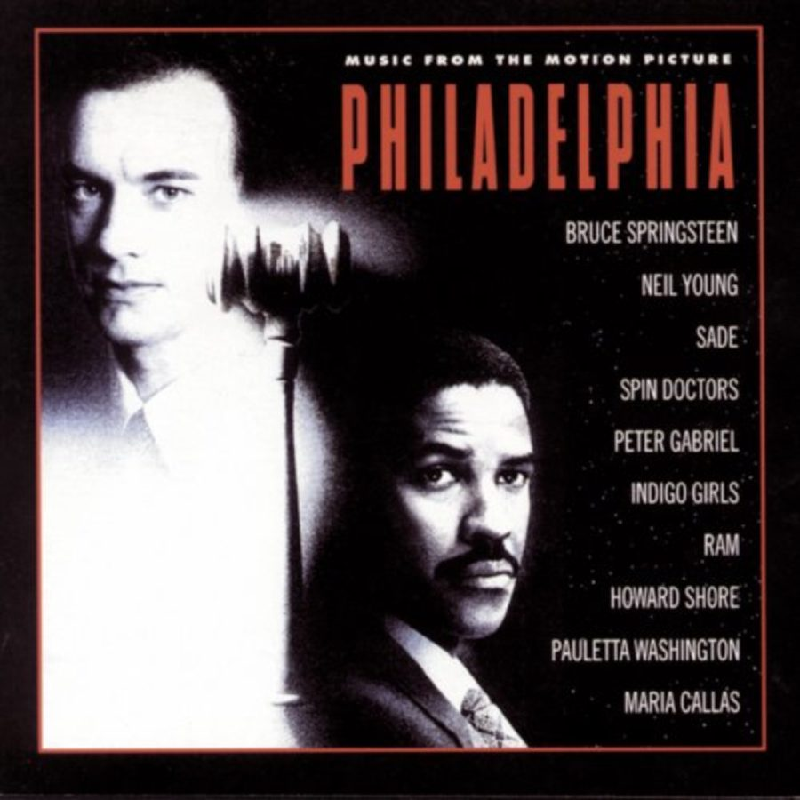 Cover of Philadelphia - Music from The Motion Picture