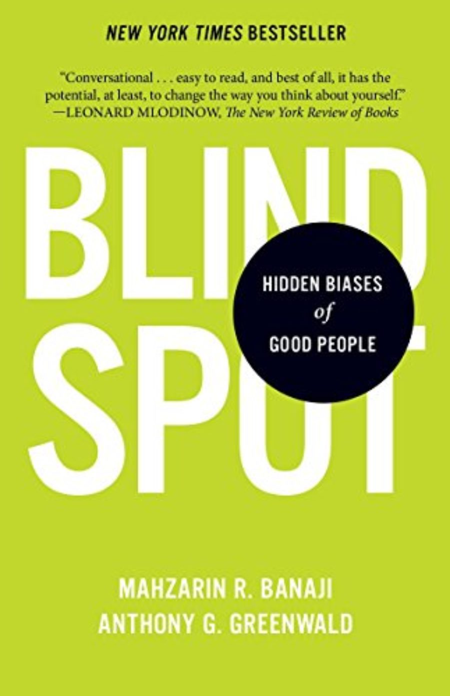 Cover of Blindspot: Hidden Biases of Good People