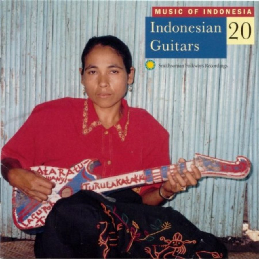 Cover of Music of Indonesia 20: Indonesian Guitars