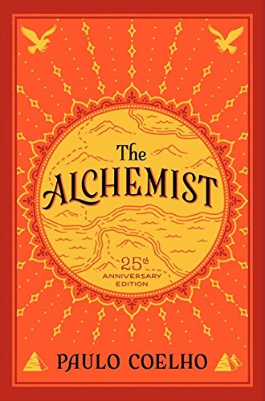Cover of The Alchemist