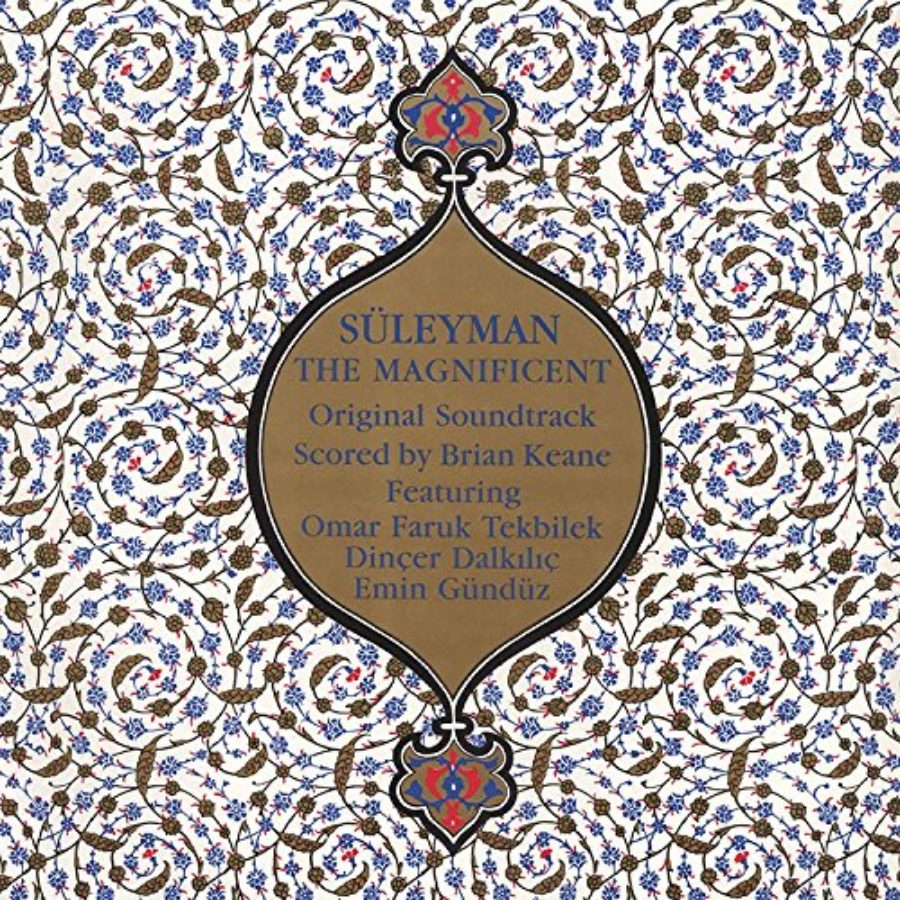 Cover of Suleyman The Magnificent: Original Soundtrack