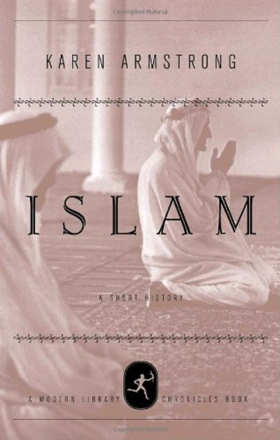 Cover of Islam: A Short History