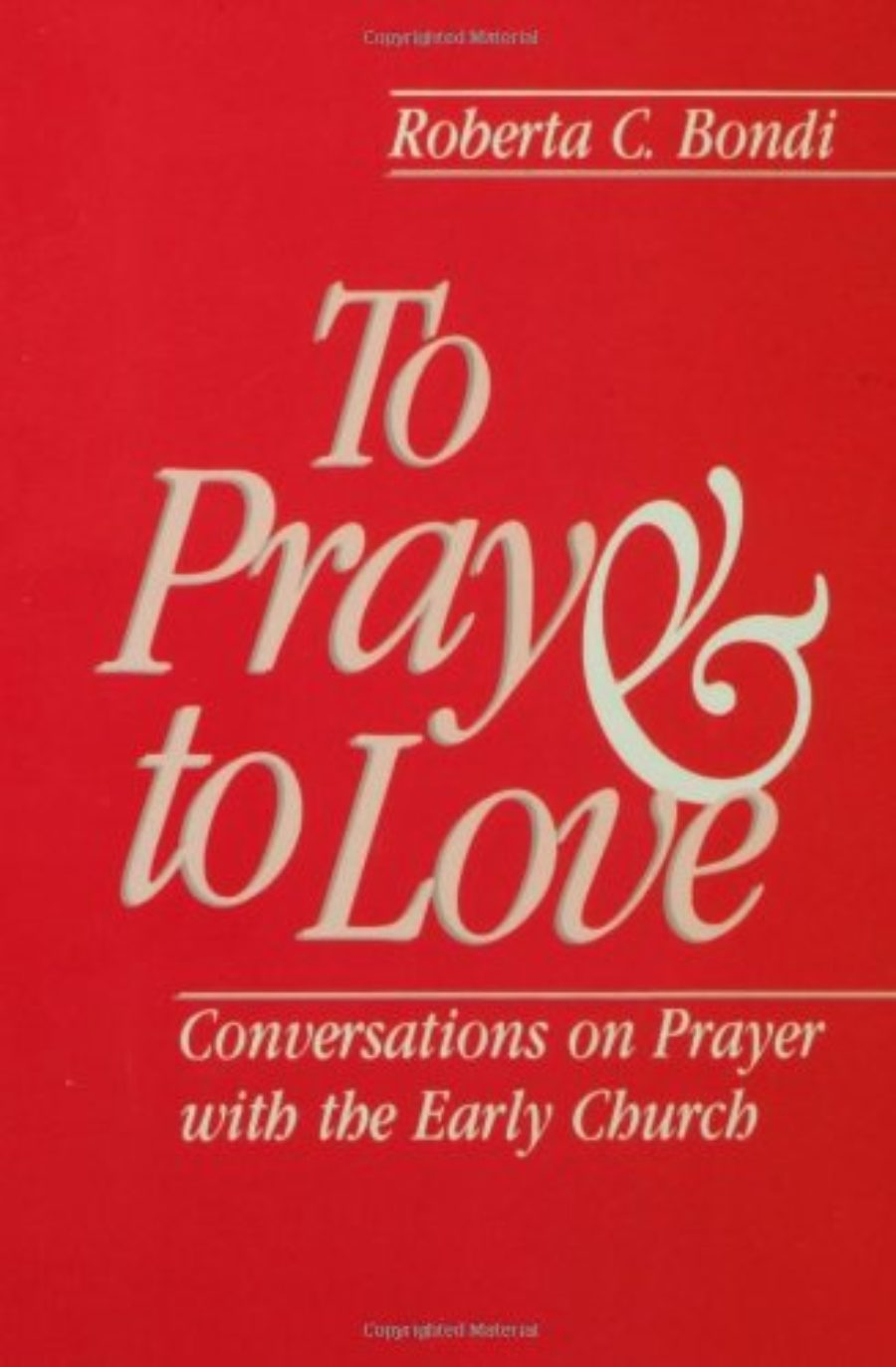 Cover of To Pray and to Love