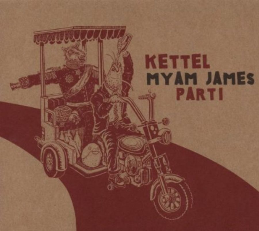 Cover of Myam James Part 1