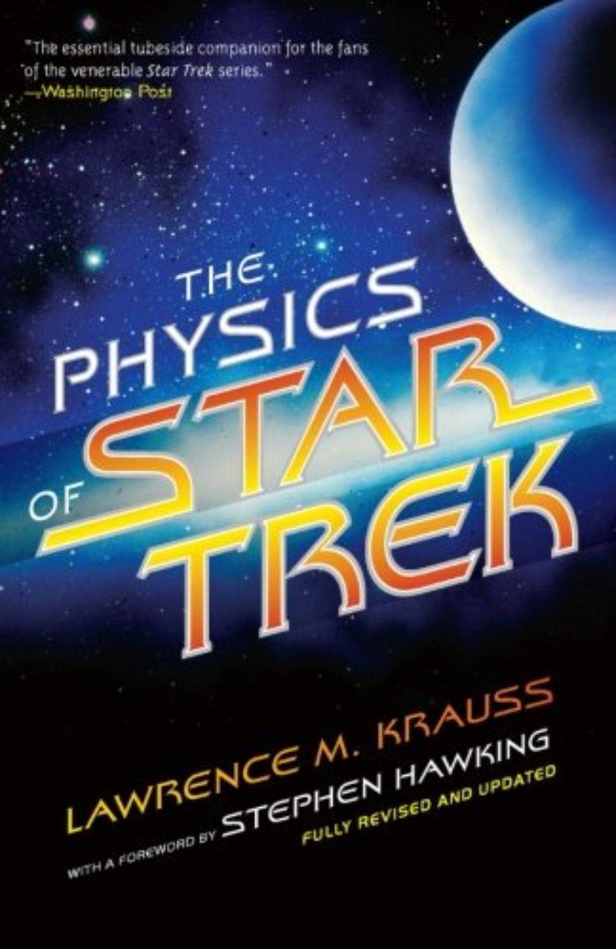 Cover of The Physics of Star Trek