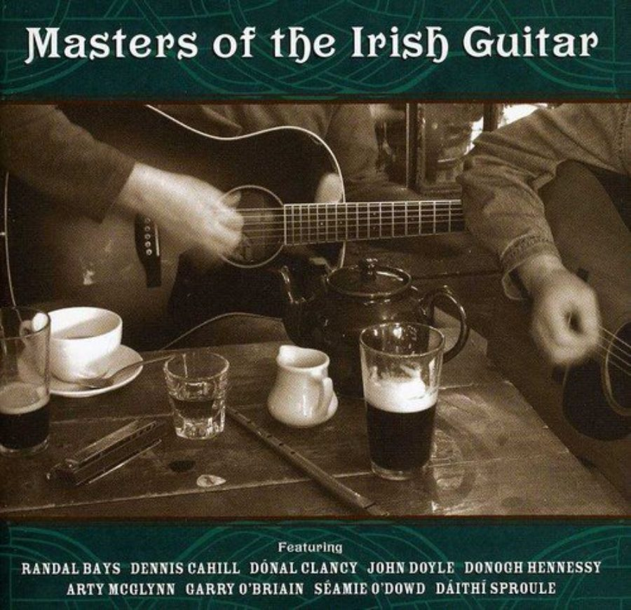 Cover of Masters Of The Irish Guitar