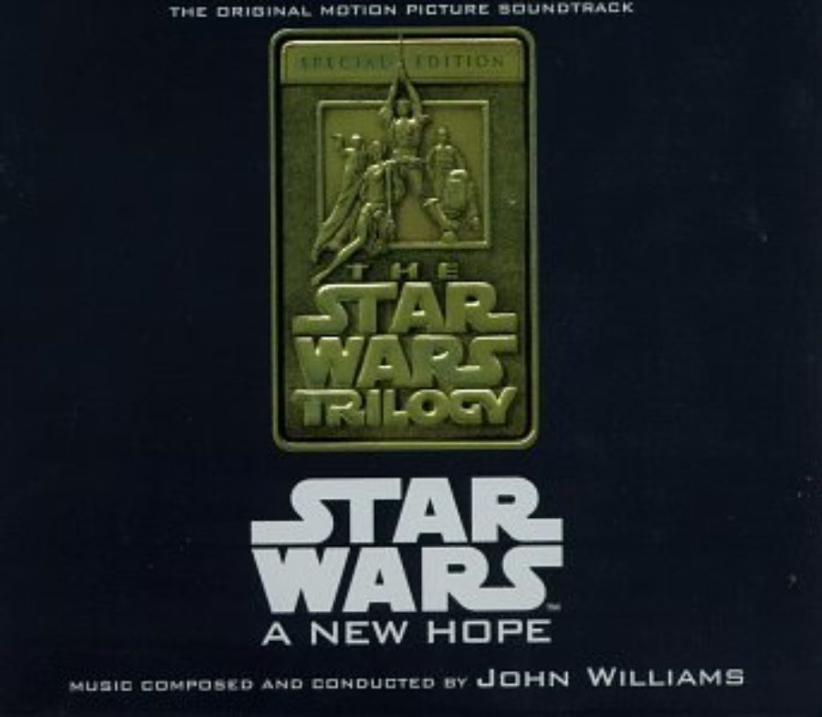 Cover of Star Wars: A New Hope: The Original Motion Picture Soundtrack (Special Edition)