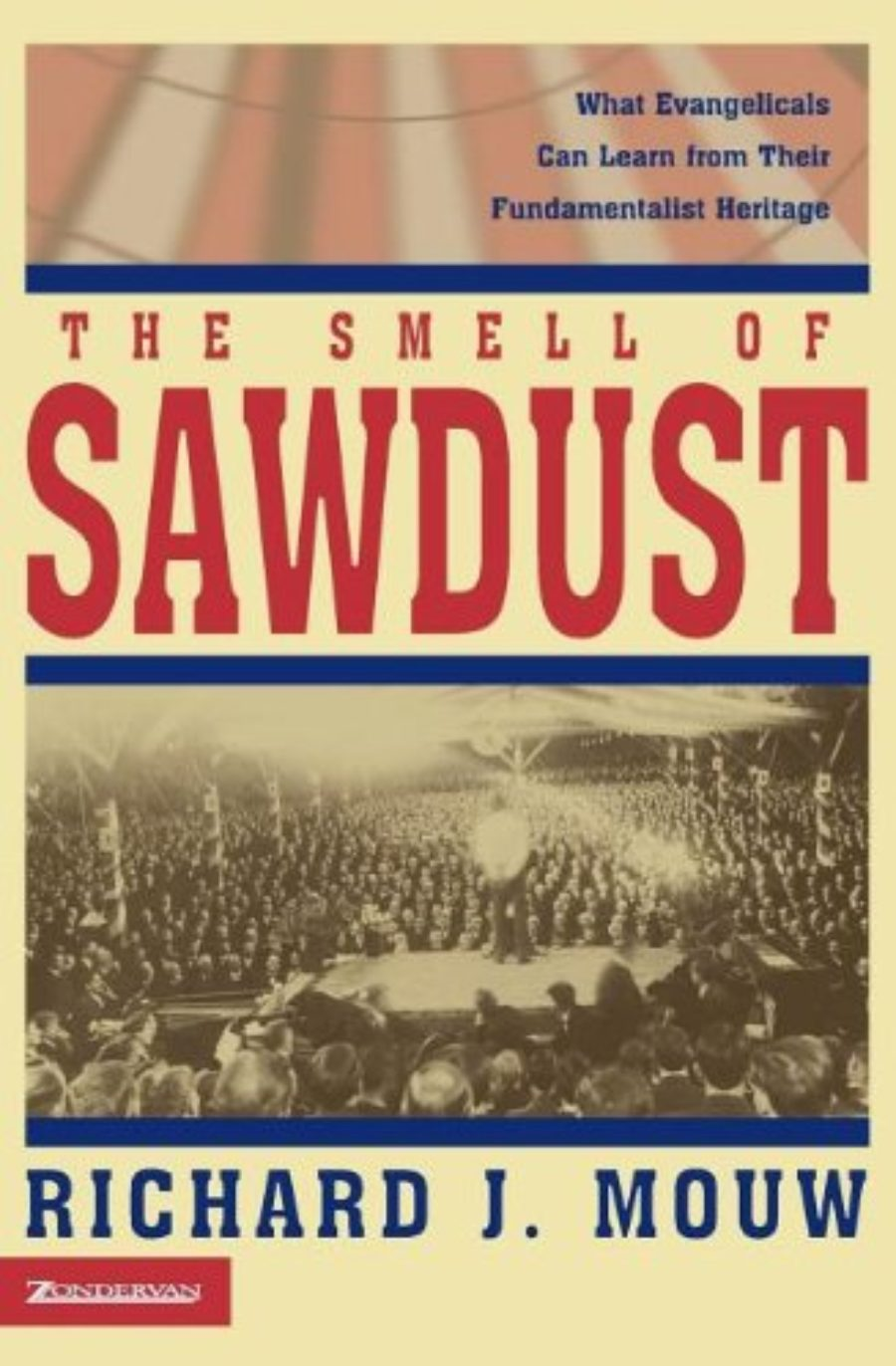 Cover of Smell of Sawdust, The