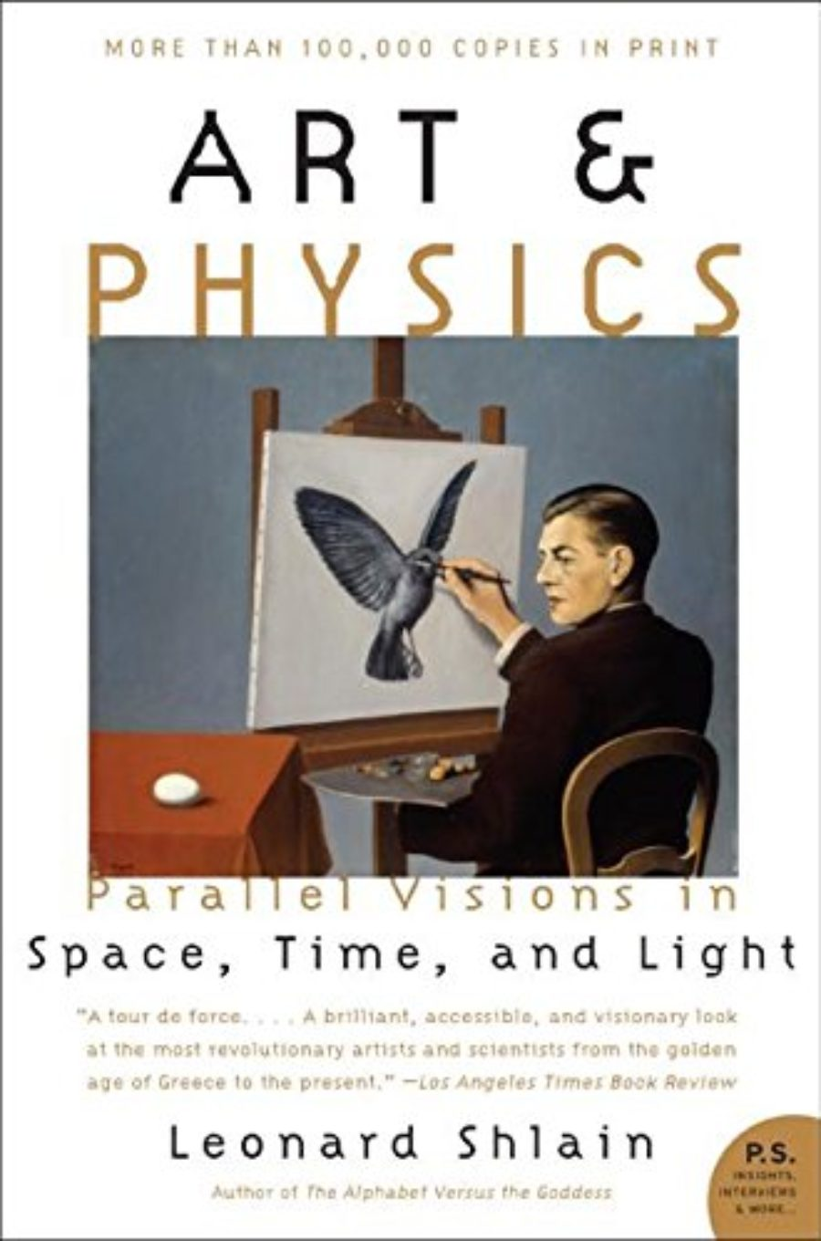 Cover of Art & Physics: Parallel Visions in Space, Time, and Light