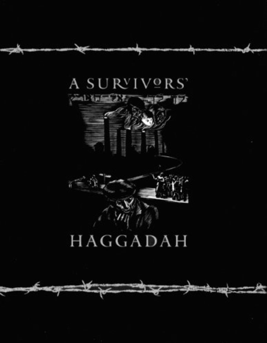 Cover of A Survivors' Haggadah