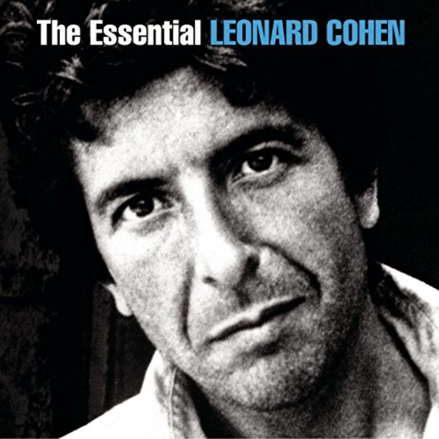 Cover of The Essential Leonard Cohen