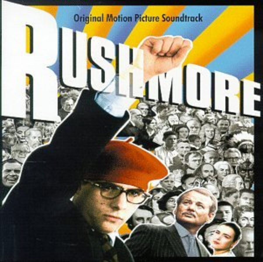 Cover of Rushmore: Original Motion Picture Soundtrack