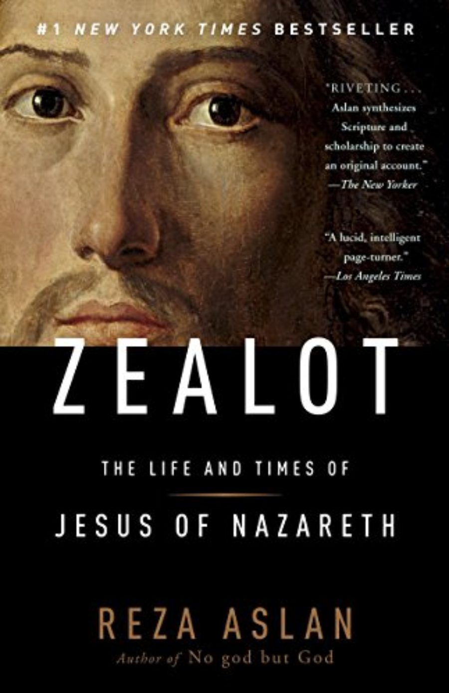Cover of Zealot: The Life and Times of Jesus of Nazareth