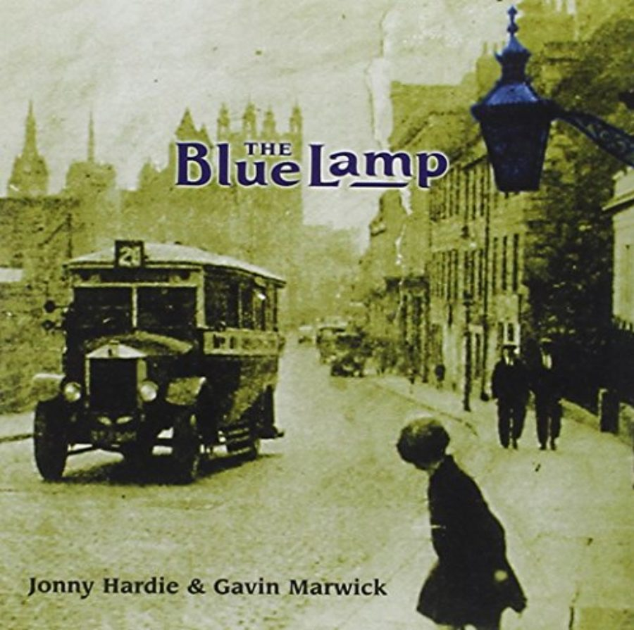 Cover of Blue Lamp